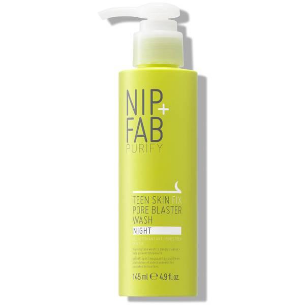 NIP + FAB Teen Skin Fix Pore Blaster Night Wash 145 ml