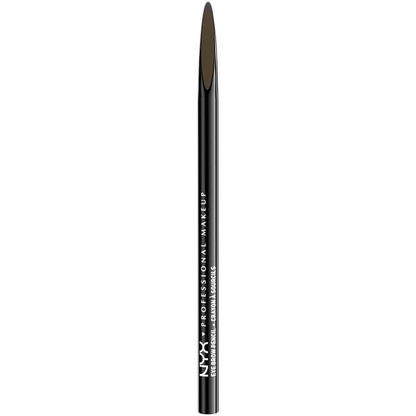 NYX Professional Makeup Precision Brow Pencil - Black