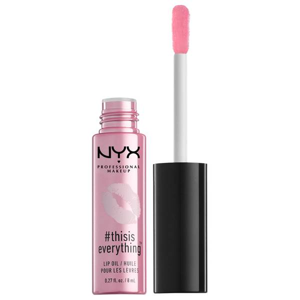 NYX Professional Makeup #THISISEVERYTHING Lip Oil (ニックス プロフェッショナル メイクアップ #THISISEVERYTHING リップオイル)