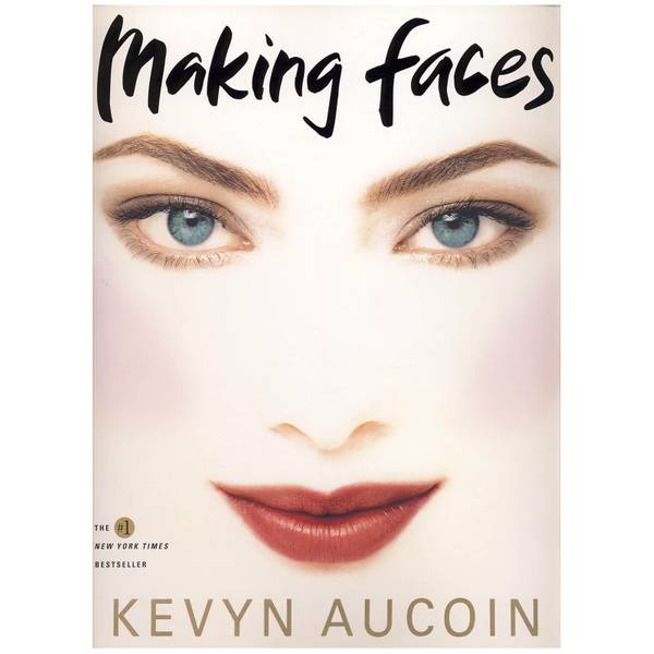Kevyn Aucoin Making Faces - Soft Cover