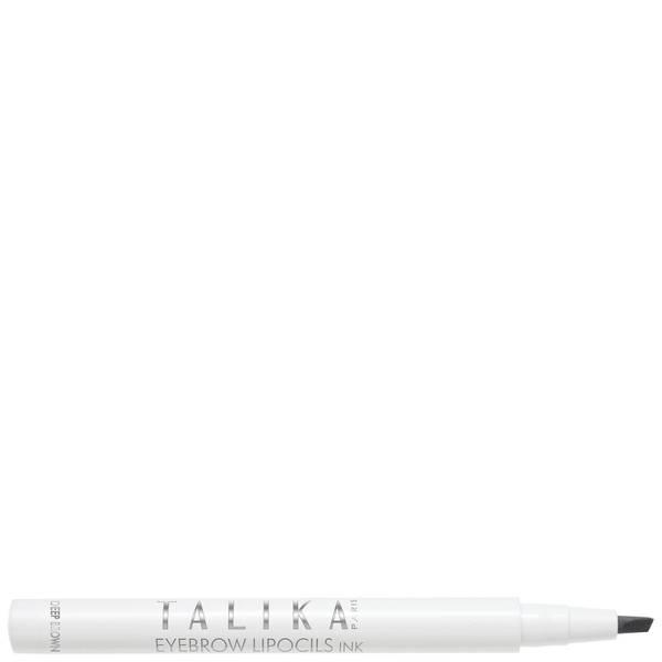 Talika Eyebrow Lipocils Ink - Deep Brown