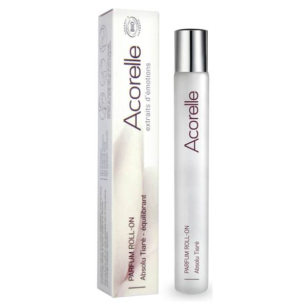 Eau de parfum roll-on Absolu Tiaré Acorelle 10ml