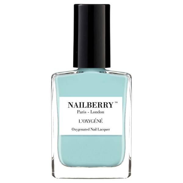 Nailberry L'Oxygene Nail Lacquer Baby Blue