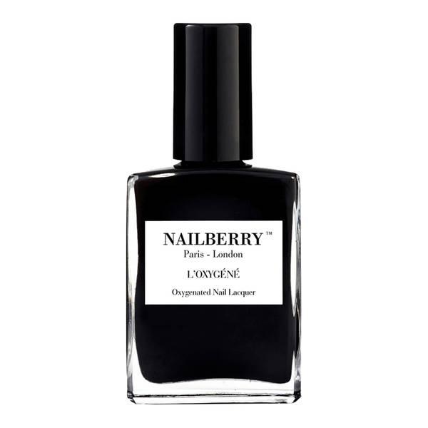 Vernis à ongles L'Oxygéné Nailberry– Black Berry