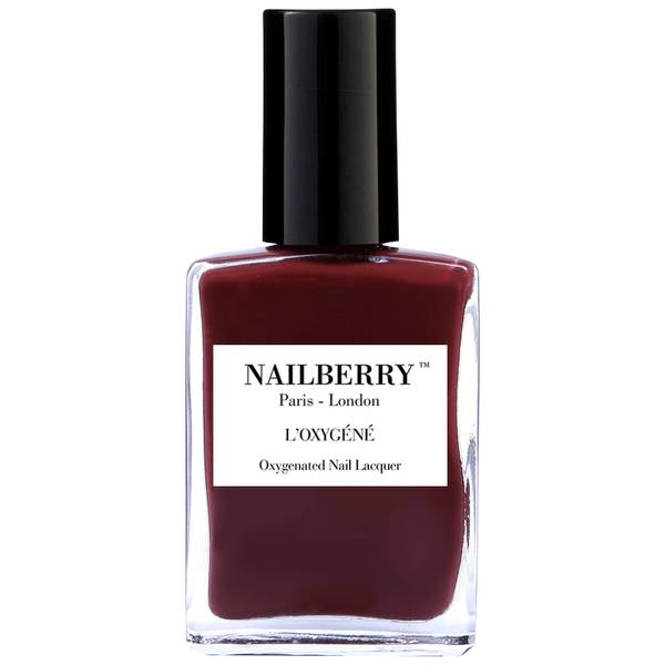 Vernis à ongles L'Oxygéné Nailberry– Dial M For Maroon