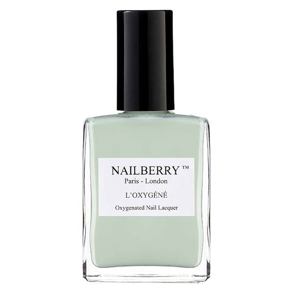 Nailberry L'Oxygene Nail Lacquer Minty Fresh