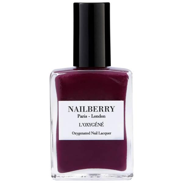 Vernis à ongles L'Oxygéné Nailberry– No Regrets