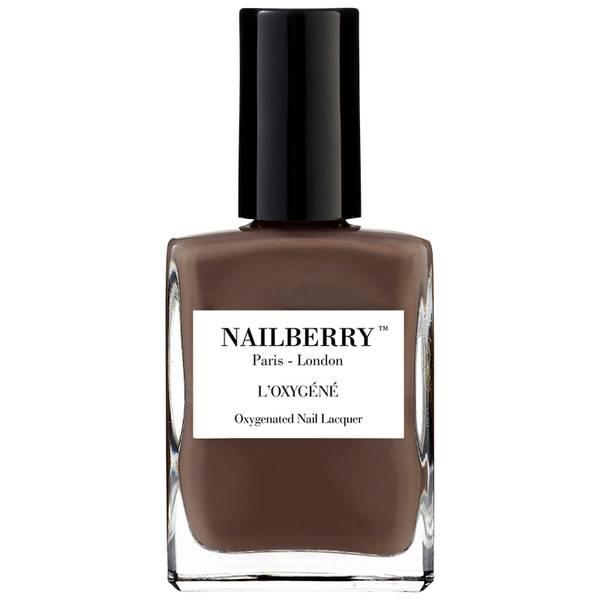 Vernis à ongles L'Oxygéné Nailberry– Taupe La