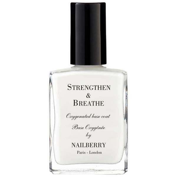 Nailberry Strengthen & Breathe Oxygenated Strengthening Base Coat