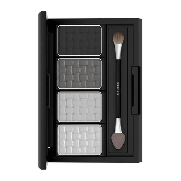 doucce Freematic Eyeshadow Quad - Chalkboard 1.4g