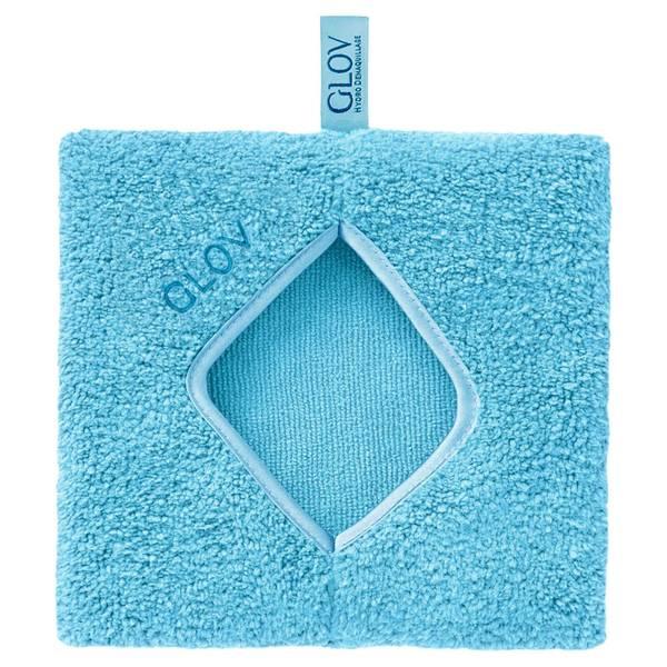GLOV Comfort guanto struccante in microfibra - Bouncy Blue