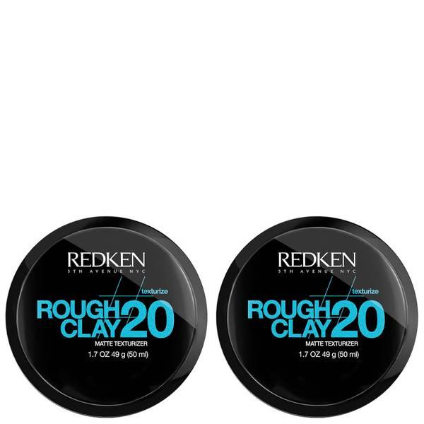 Rough Clay Redken Styling Duo (2x 50ml)