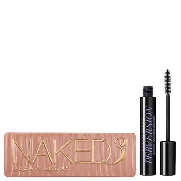Urban Decay Naked 3 Palette and Mascara Bundle