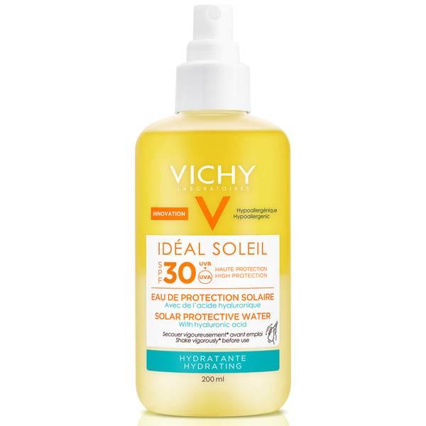 Vichy Idéal Soleil Protective Solar Water -aurinkosuihke 200ml, Hydrating