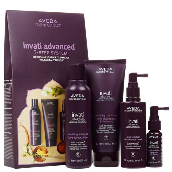 Aveda Kit Invati Advanced 3 Step