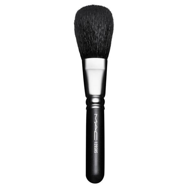 MAC 129Shs Powder/Blush Brush