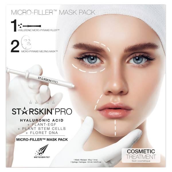 STARSKIN Pro Micro Filler Mask Pack(스타스킨 프로 마이크로 필러 마스크 팩)