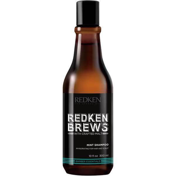 Redken Brews Men's Mint Shampoo 300ml