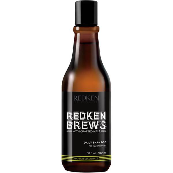 Redken Brews Men's Daily Shampoo 300ml