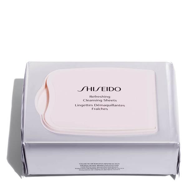 المناديل المنظمة المنعشة من Shiseido