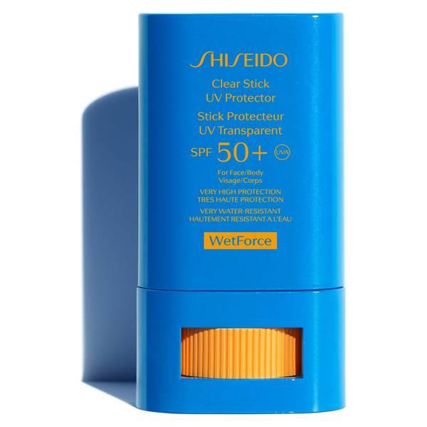 Stick Protecteur UV Transparent Shiseido 15 g
