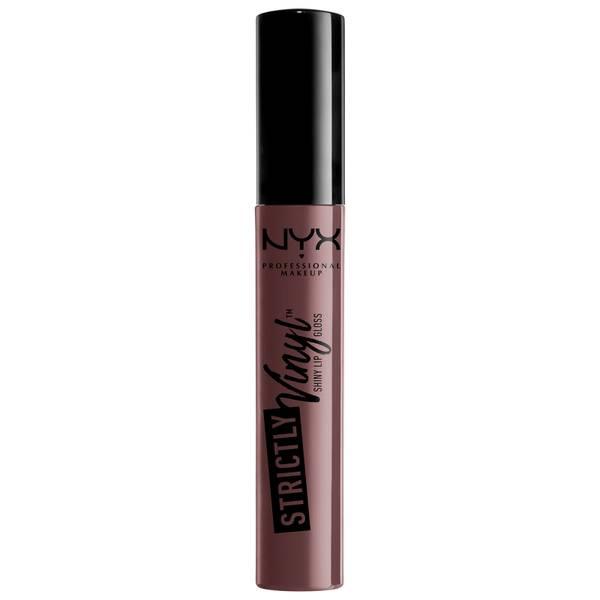 NYX Professional Makeup Strictly Vinyl Lip Gloss (Various Shades)