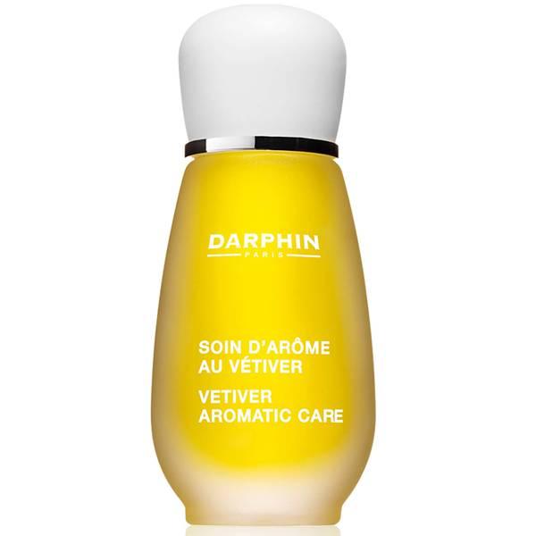 Darphin Vetiver Aromatic Care for Stress Relief -öljyeliksiiri, 15ml