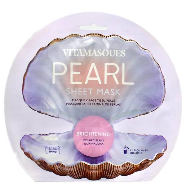 Vitamasques Pearl Sheet Mask 20ml