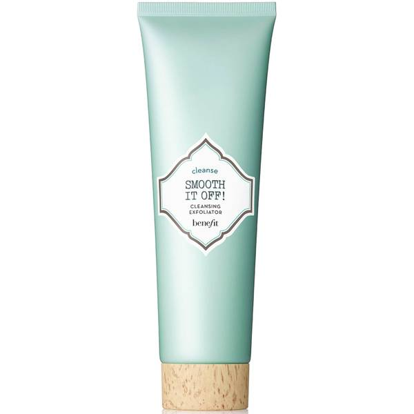 benefit Smooth It Off 2-in-1 Facial Cleansing Exfoliator