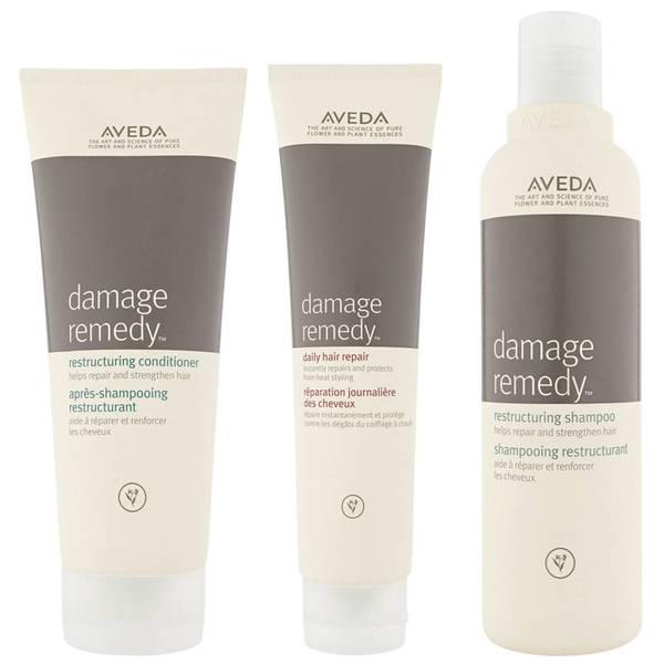 Aveda Damage Remedy Trio