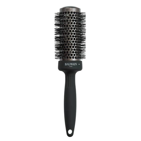 Balmain Professional Ceramic Round Hair Brush 43mm - Black