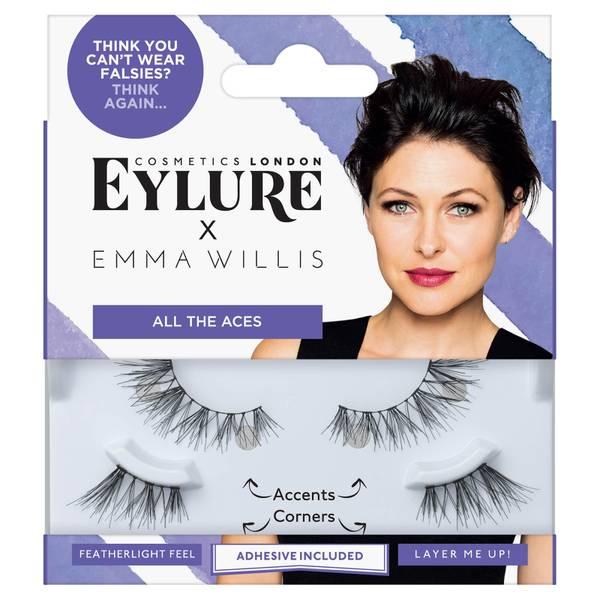 Pestañas Emma Willis de Eylure - All The Aces