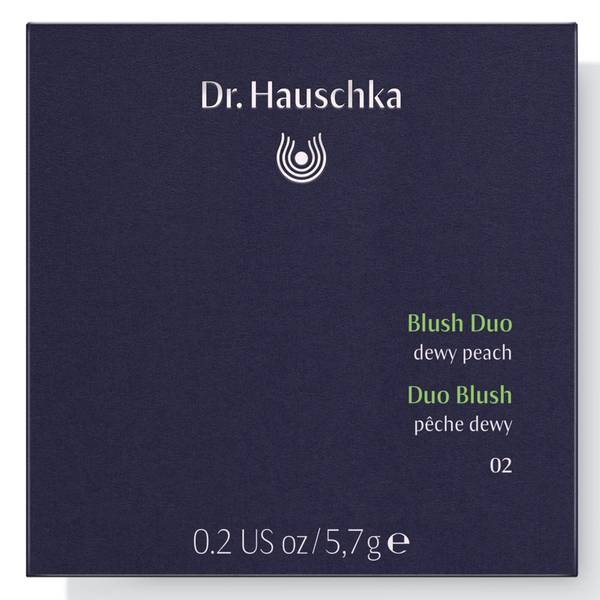Dr. Hauschka Blush Duo