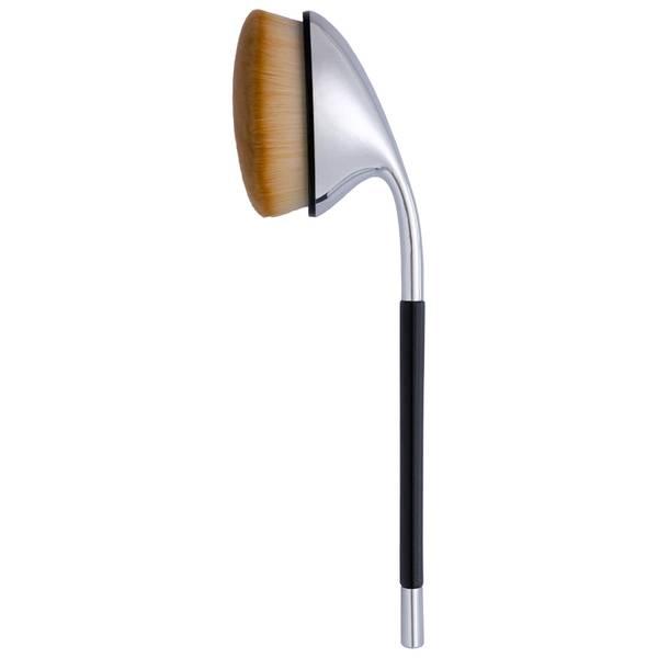 brushworks X-LUXX #8 Large Oval Brush