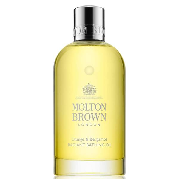 Molton Brown Orange and Bergamot Radiant Bathing Oil 200ml