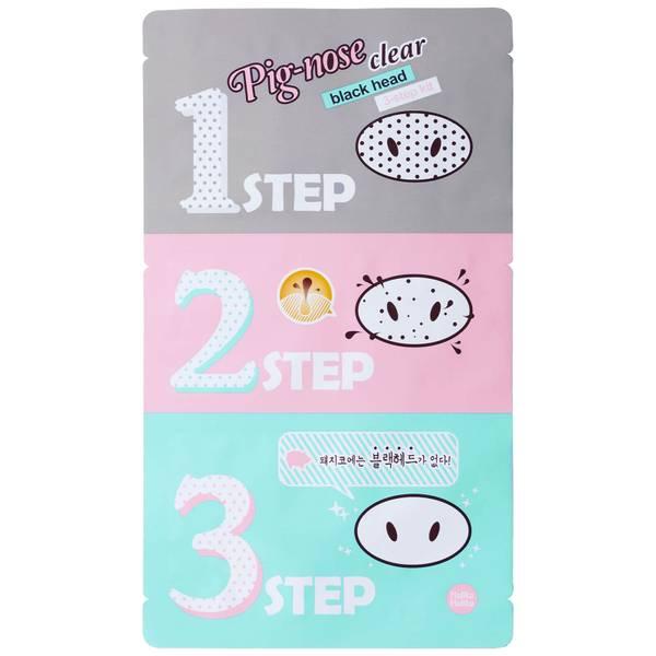 Holika Holika Pig Nose Clear Blackhead 3-Step Kit