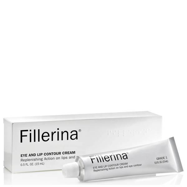 Fillerina Eye and Lip Contour Cream - Grade 1 15ml