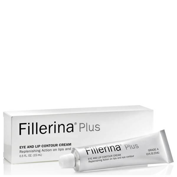 Fillerina PLUS Eye and Lip Cream - Grade 4 15ml