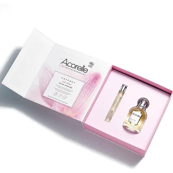 Coffret de Oferta Eau de Parfum Divine Orchid da Acorelle