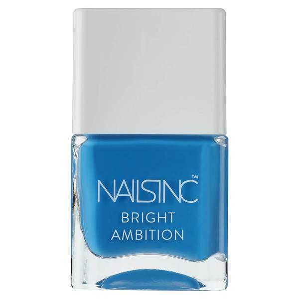 nails inc. Bright Ambition Nail Polish - Not Invited 14ml