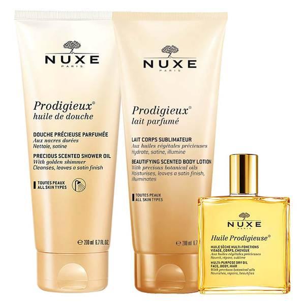 NUXE Exclusive Prodigieux Treasures Set