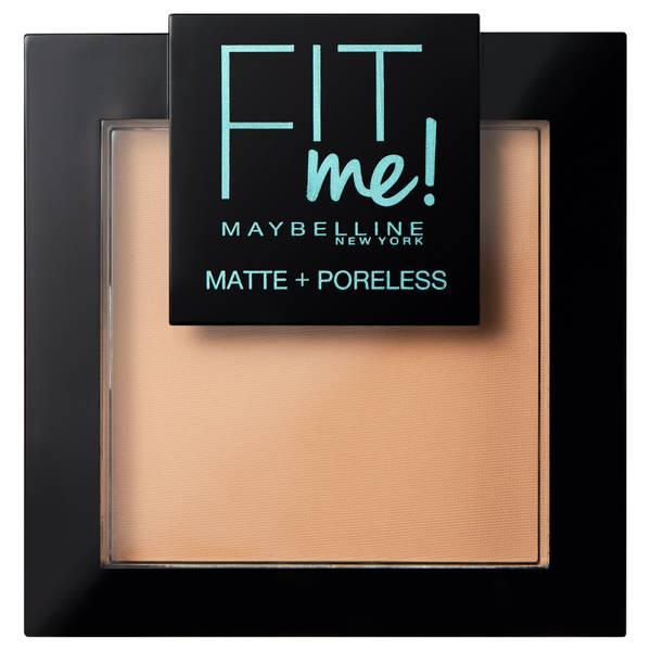 Maybelline Fit Me Matte & Poreless Powder (verschiedene Farbtöne)