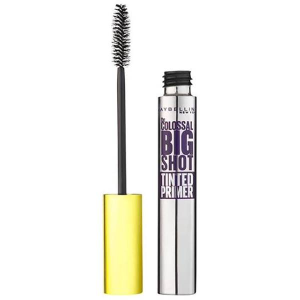 Maybelline Colossal Big Shot Fibre primer per mascara 01 fibre nere 9,5 ml