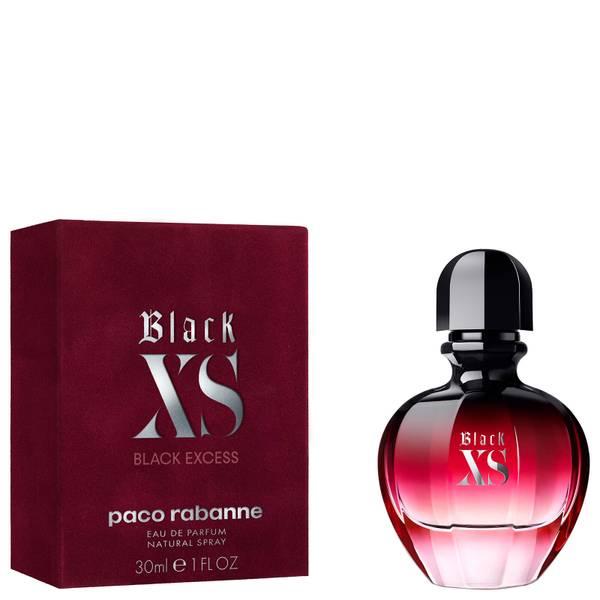 Paco Rabanne Black XS For Her Eau de Parfum 30ml