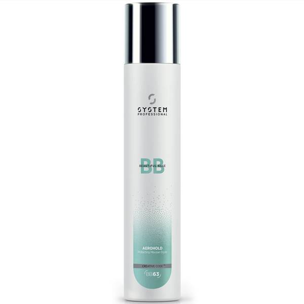 Mousse coiffante protectrice Aerohold BB System Professional 300ml