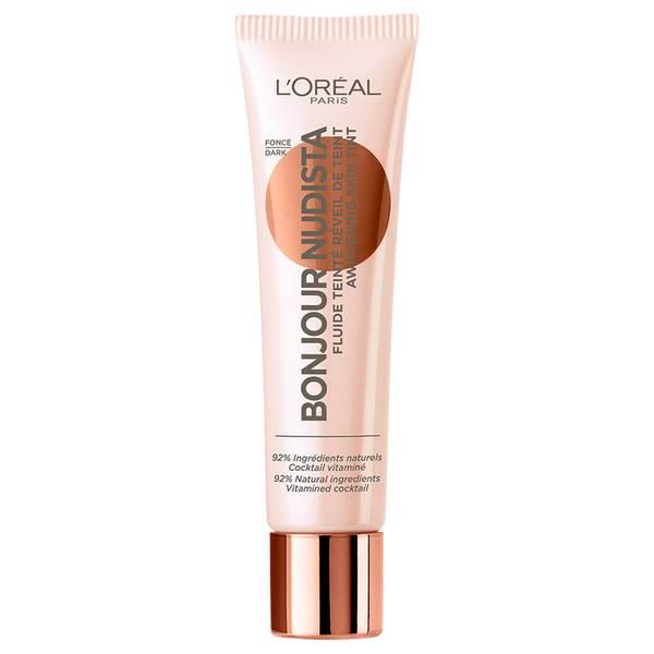 Fluide Teinté BBCrème Bonjour Nudista L'Oréal Paris 30ml (différentes teintes disponibles)