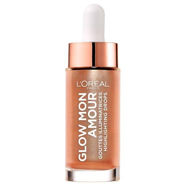 L'Oréal Paris Glow Mon Amour Liquid Highlighting Drops - Bellini 15ml