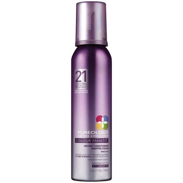 Pureology Colour Fanatic Instant Conditioning Whipped Hair Cream 133ml