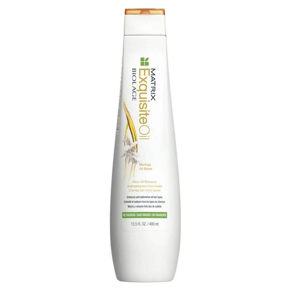 Biolage Exquisite Oil Micro-Shampoo 400ml