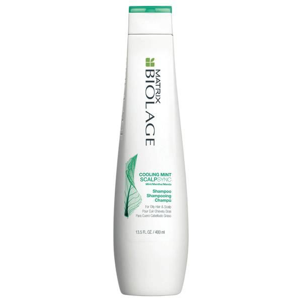 Biolage ScalpSync Cooling Mint Shampoo 400ml